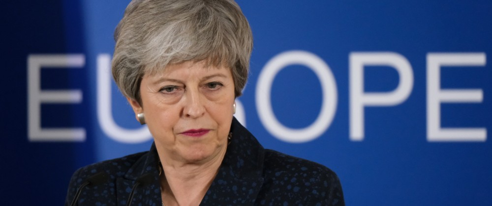 Brexit May Termin