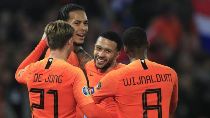 Niederlande - Weißrussland