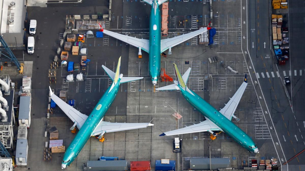"""Die """"737 Max"""" ist nicht Boeings einziges Problem"""