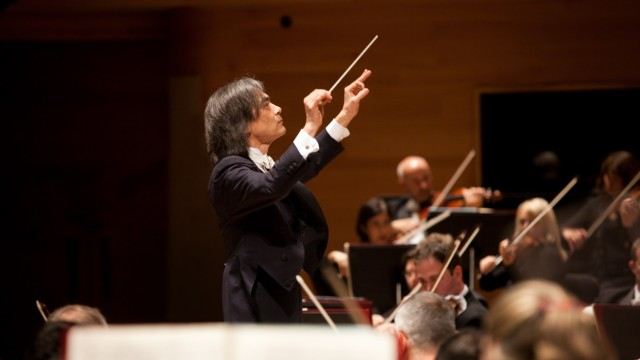 Kent Nagano - Dirigent Foto: Luce TG (honorarfrei)