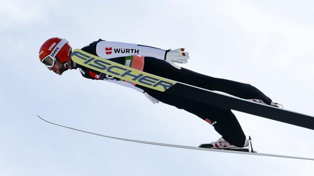 Ski nordisch/Skispringen: Weltcup in Planica