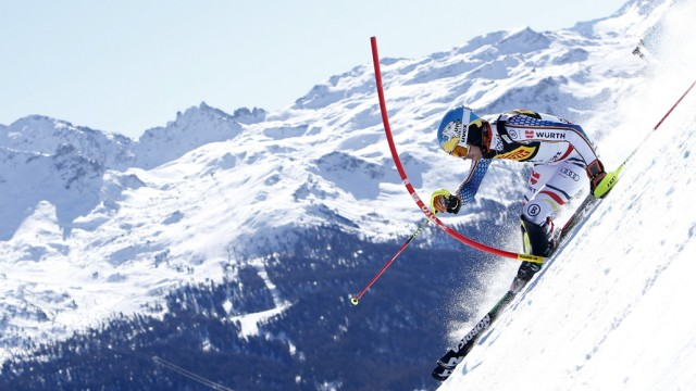FIS World Ski Championships - Men's Slalom
