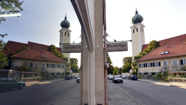 Wallfahrskirche Maria Ramersdorf, 2013