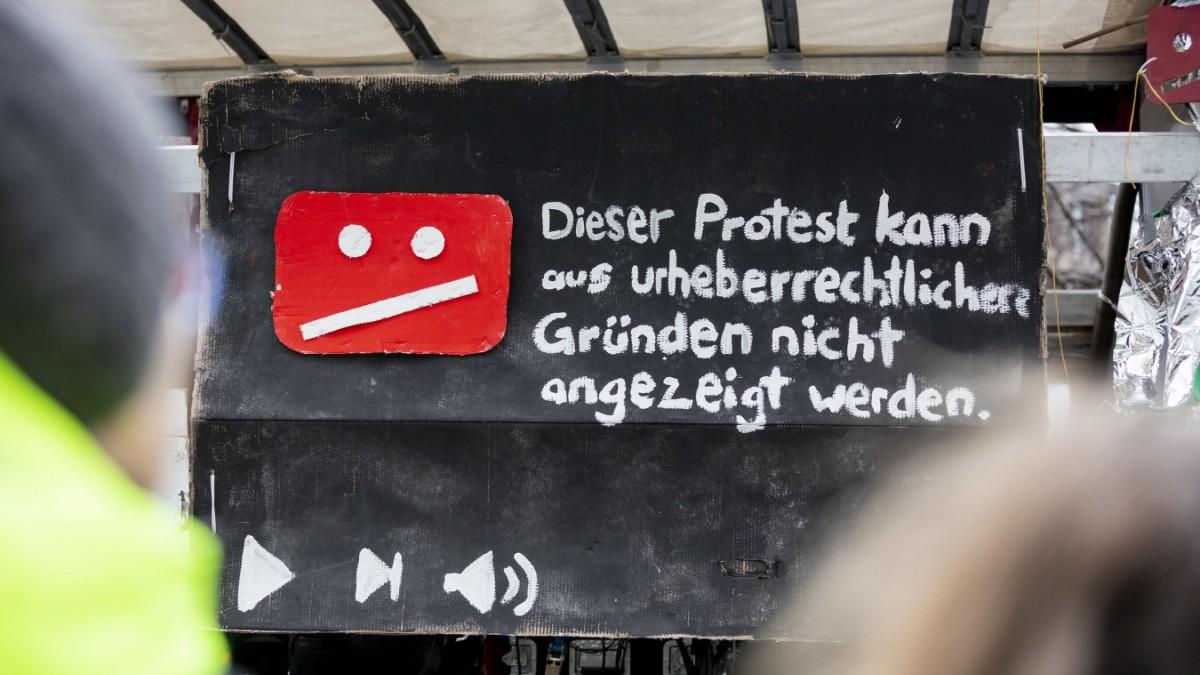 Netzpolitik: Sind die Proteste gegen das Urheberrecht fehlgeleitet?
