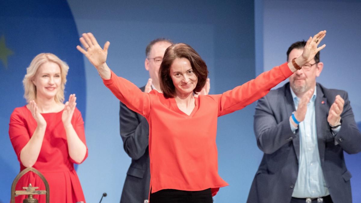 Die SPD erlebt ihren Barley-Moment