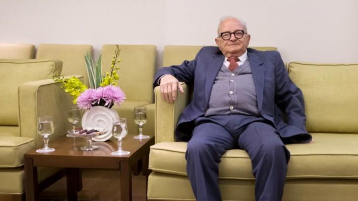 Rafi Eitan, Einsatzleiter von Eichmann-Entführung gestorben