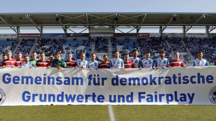 Chemnitzer FC - Budissa Bautzen