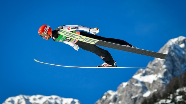 Skispringen Skispringen