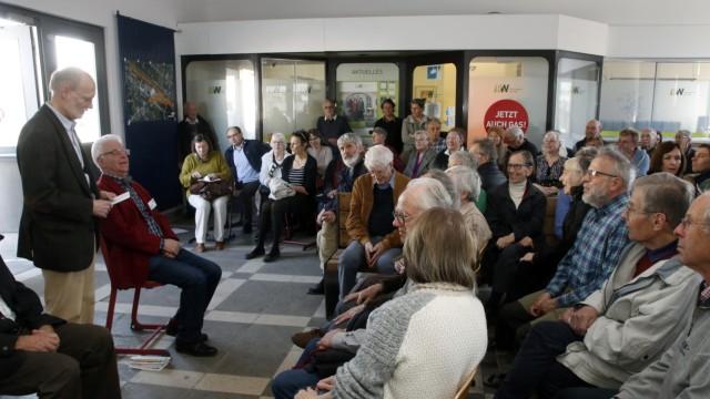 SPD regt Debatte über die Zukunft des Bahnhofs an
