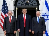 Israelischer Ministerpräsident besucht USA
