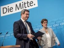 Unions-Spitzen wollen Europa-Wahlprogramm verabschieden