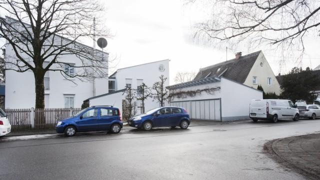 Haar, Mozartstraße, Musikersiedlung, Nachverdichtung