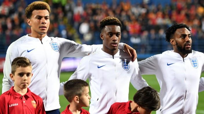 Montenegro v England - UEFA EURO 2020 Qualifier