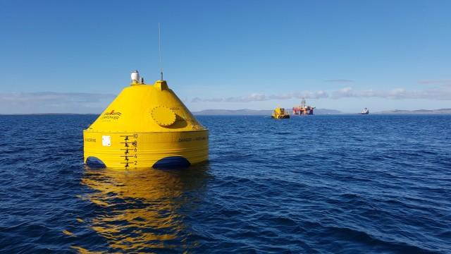 Bilder von: Start-up Corpower Ocean