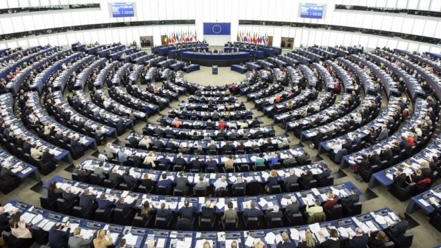 Brexit - Debatte im EU-Parlament