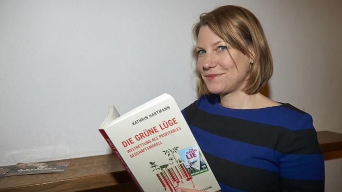 Kathrin Hartmann - Die grüne Lüge