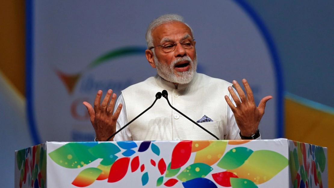 Indien meldet Abschuss eines Satelliten