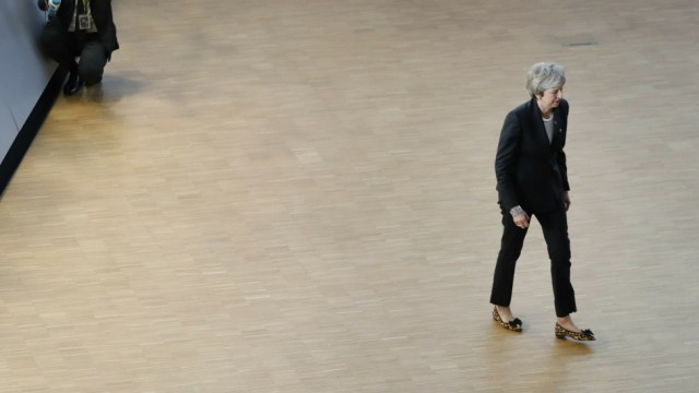 Politik Großbritannien Theresa May