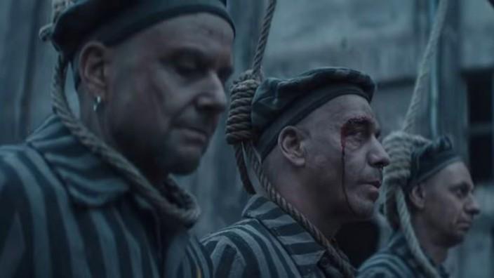 """Rammstein-Video zur Single """"Deutschland"""""""