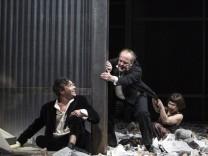 Die Ratten | Gerhart Hauptmann | Burgtheater; Die Ratten - Pressefotos