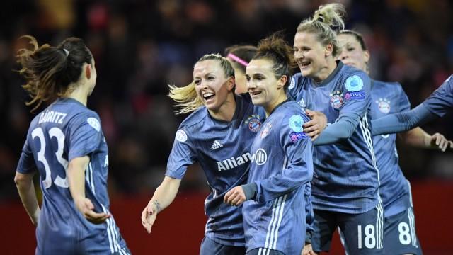 Bayern Munich v Slavia Prague - UEFA Women's Champions League: Quarter Final Second Leg