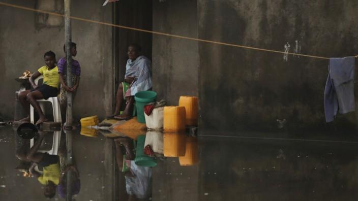 """Zyklon ´Idai"""" - Mosambik"""