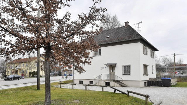 Gilching Pollingstraße Villa