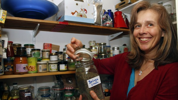 Plastikfasterin Bettina Häberle