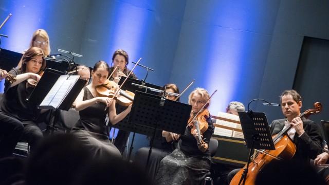 Pullach, Bürgerhaus, Konzert der Prager Philharmonie,