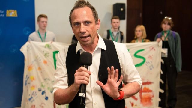 Erste Jugend-Klimakonferenz