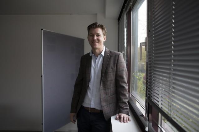 Lars Böhrnsen, CFO Stemmer AG, 2018