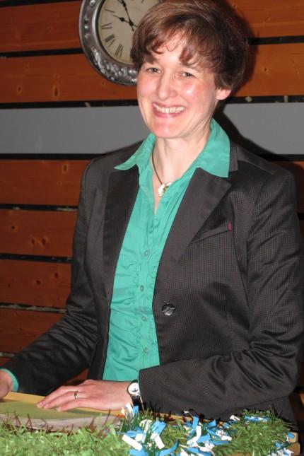 Frau Gudrun Horn