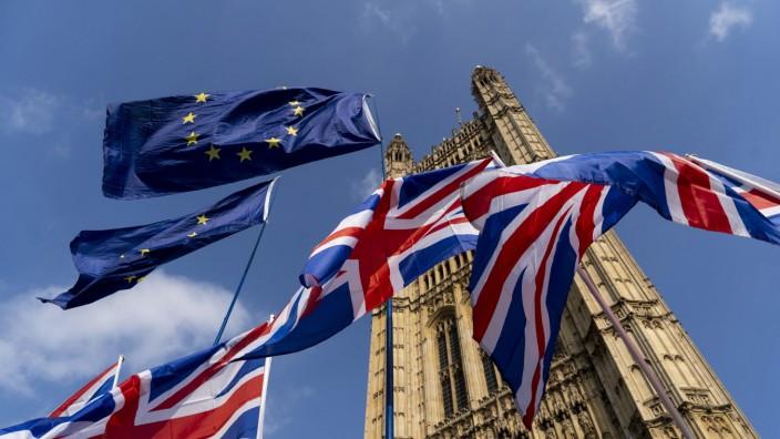 Brexit EU Großbritannien