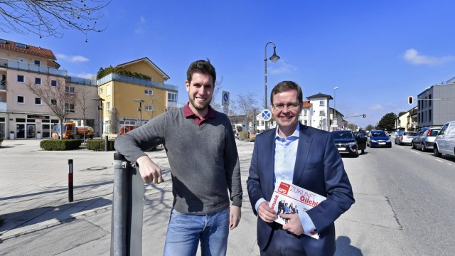 Gilching Pressegespräch SPD