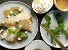Rezept Crepes Colette Banane Karamellsauce Vanileeis Dessert franzoesisch Pfannk