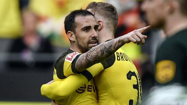 Bundesliga Quatre options pour Alcácer