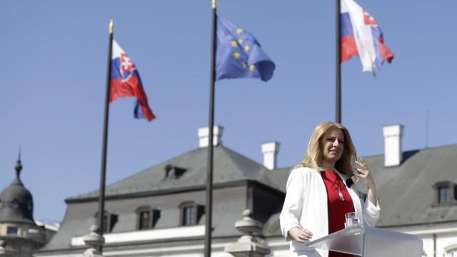 Nach der Präsidentenwahl in der Slowakei