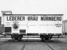 Bierwagen_Lederer Bräu Nürnberg_1906__MAN-Archiv_DB Museum