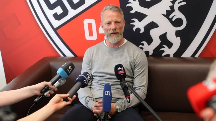 2 Bundesliga Fußball FC Ingolstadt 04 Trainerwechsel Tomas Oral kommt zurück als Cheftrain