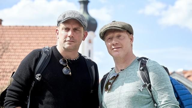 """Bezzel & Schwarz âÄ"""" Die Grenzgänger"""