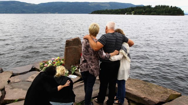 FILE PHOTO:  One Year Since The Norway Massacre Norway Recovers From Aftermath Of Terror Attacks As Gunman Appears In Court