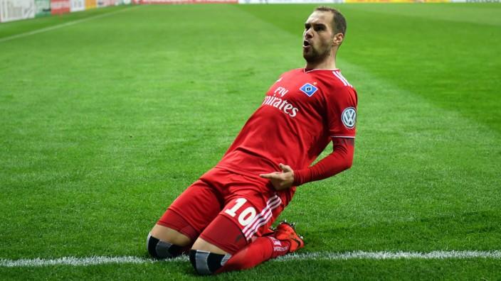 SC Paderborn 07 v Hamburger SV - DFB Cup
