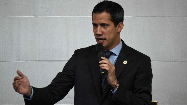 Politik Venezuela Juan Guaidó