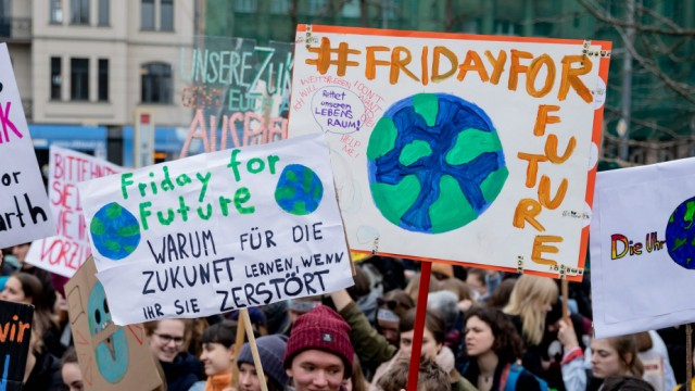 Fridays for Future Deutschland Klimaschutz