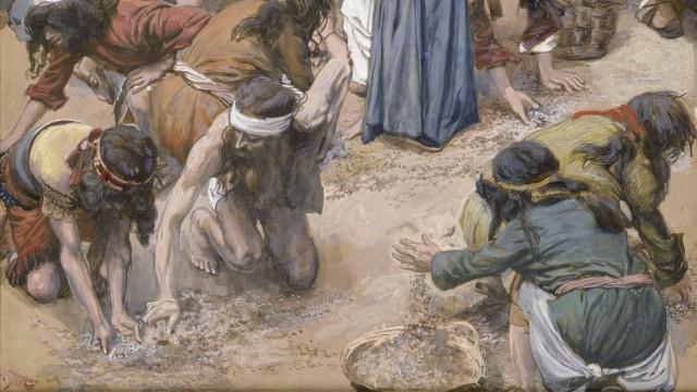 Geschichte Bibel-Geschichte