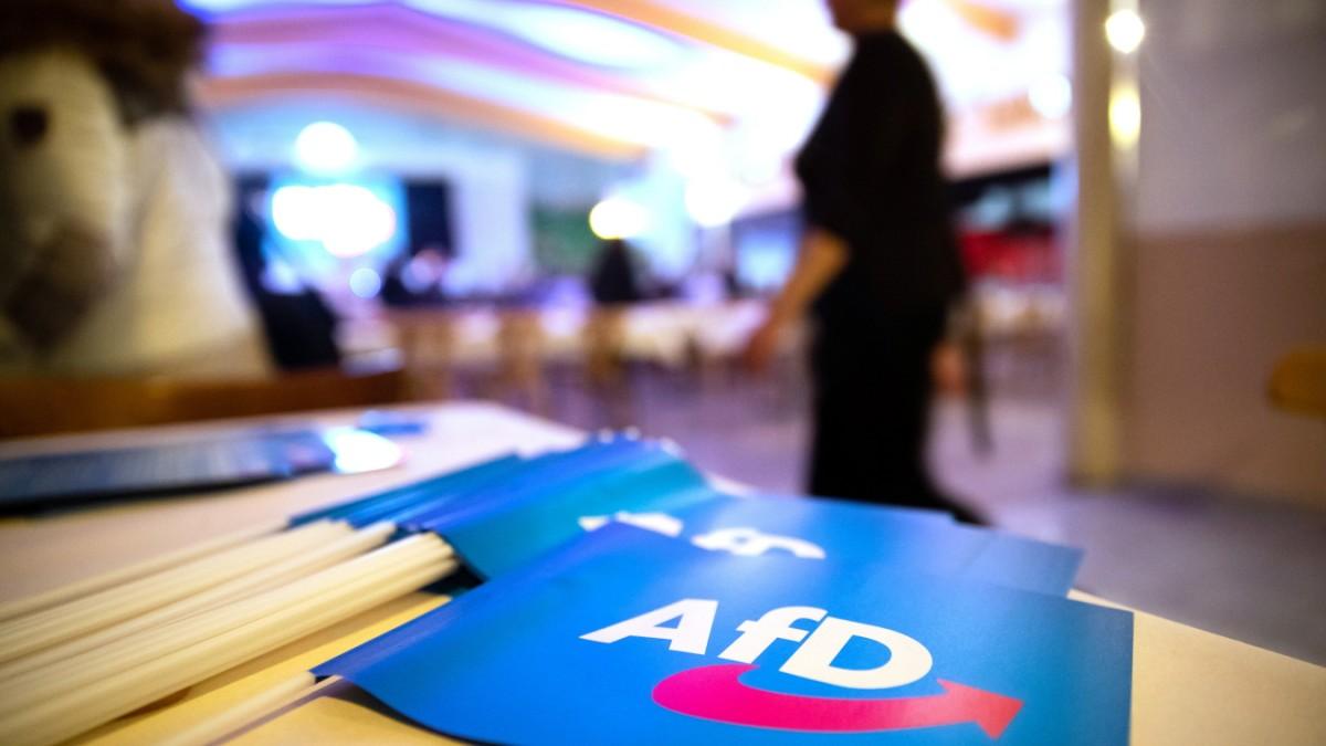 Bayern: Eklat überschattet AfD-Parteitag