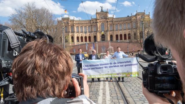 Koalition will Artenschutz-Volksbegehren