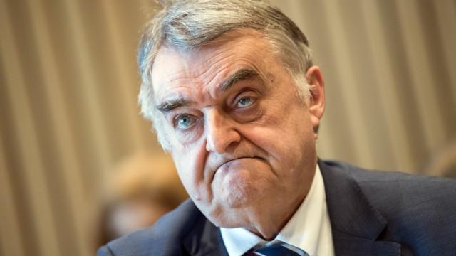 Sondersitzung Innenausschuss im Landtag NRW