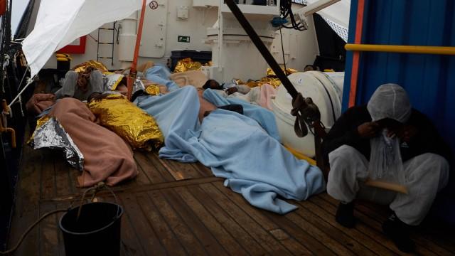 """Rettungsschiff ´Alan Kurdi"""""""