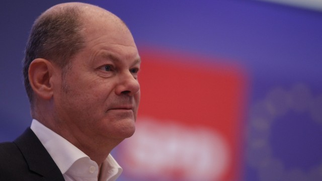 Social Democrats Hold Congress Ahead Of European Elections